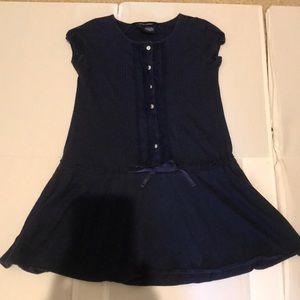 🔥⚡️BOGO SALE⚡️🔥 Ralph Lauren Navy cotton dress